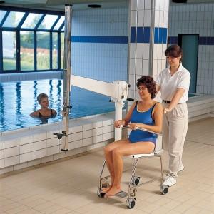 Zwembadlift: Neptune