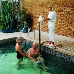 Zwembadlift: Otter